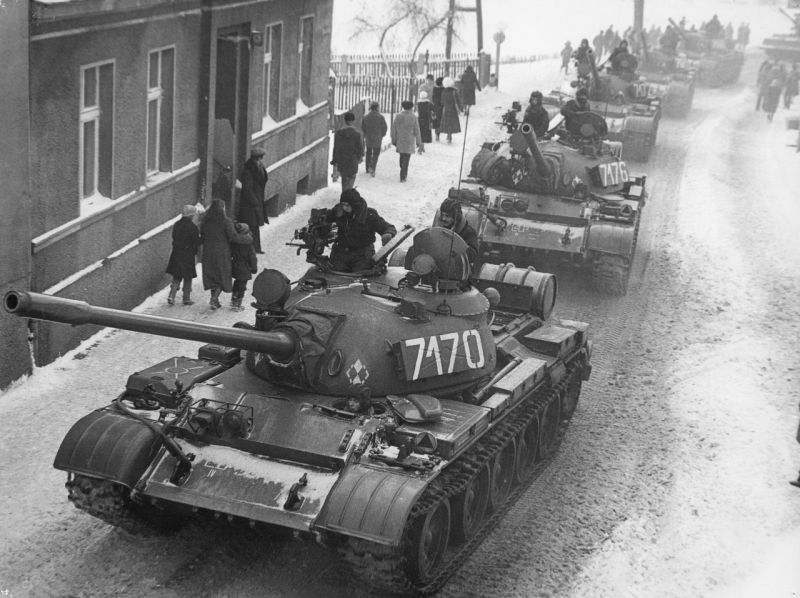 t 55a martial law poland